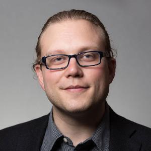 Portrait of Prof. Alexander Urban