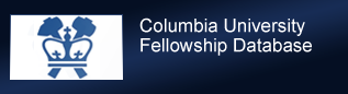 Columbia University Fellowship Database