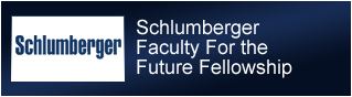 Schlumberger Faculty For the Future Fellowship